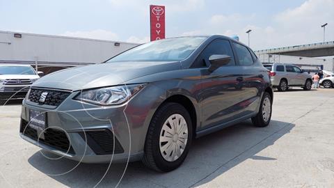 SEAT Ibiza Reference 1.6L 5P usado (2018) color Gris precio $239,000