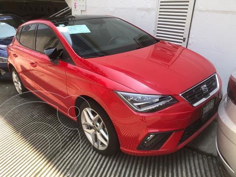 SEAT Ibiza FR 1.6L usado (2020) color Rojo precio $345,000