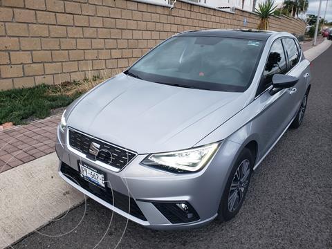 SEAT Ibiza 1.6L Xcellence  usado (2020) color Plata Urbano precio $300,000