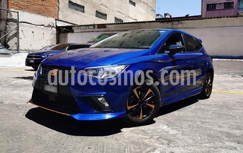 SEAT Ibiza Style Urban Techo P. 1.6L usado (2018) color Azul Mistico precio $212,000