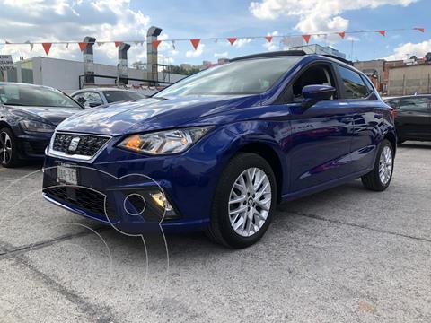 SEAT Ibiza 1.6L Style  usado (2020) color Azul Mediterraneo financiado en mensualidades(enganche $20,000 mensualidades desde $6,859)