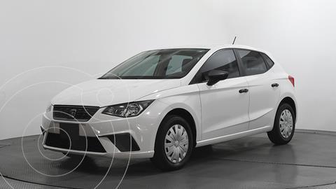 SEAT Ibiza Reference 1.6L 5P usado (2018) color Blanco precio $223,000