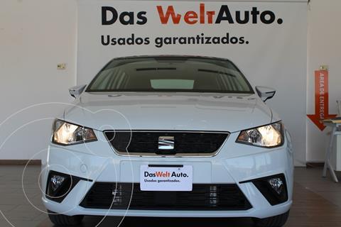 SEAT Ibiza STYLE 1.6L 110HP TIP usado (2020) color Blanco precio $295,000