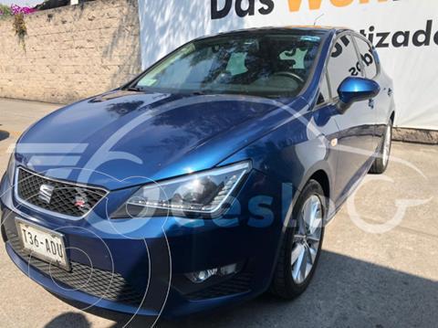 SEAT Ibiza FR 1.2L 105HP L4 MT 4PTAS usado (2015) color Azul precio $180,000