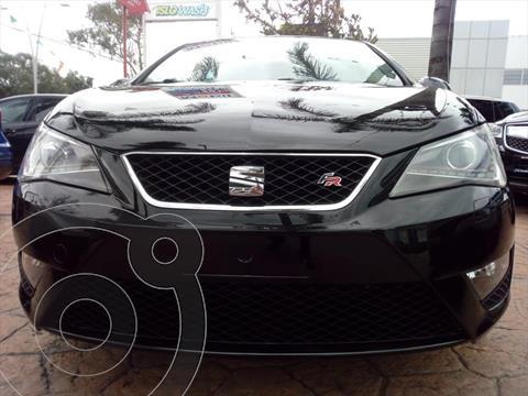 SEAT Ibiza 5P FR L4 1.2 T MAN usado (2015) color Negro precio $178,000