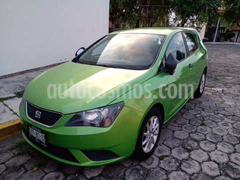 SEAT Ibiza Style 1.6L DSG 5P  usado (2014) color Verde precio $115,000