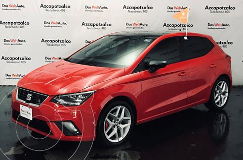 SEAT Ibiza 1.0L FR usado (2020) color Rojo Emocion precio $349,990