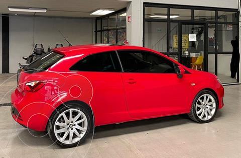 SEAT Ibiza FR 3P  usado (2015) color Rojo precio $179,000