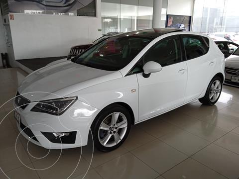 SEAT Ibiza FR 1.2L Turbo 5P usado (2017) color Blanco precio $249,900