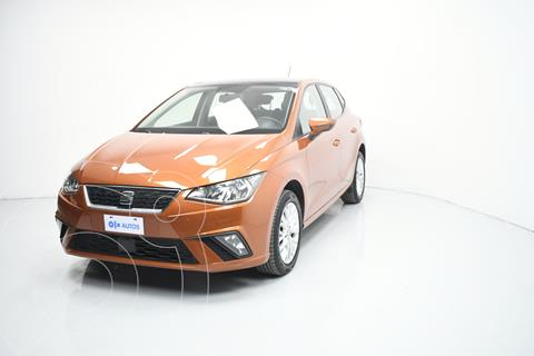 SEAT Ibiza Style Plus 2.0L 5P usado (2019) color Naranja precio $258,832