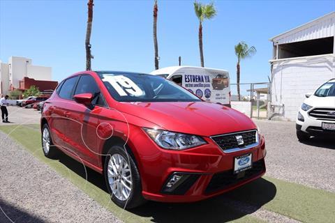 SEAT Ibiza Style Urban Techo P. 1.6L usado (2019) color Rojo precio $265,000