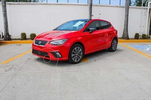 SEAT Ibiza XCELLENCE 1.6L 110HP TM usado (2020) color Rojo precio $299,000