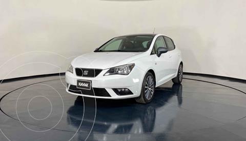 SEAT Ibiza Style 1.6L 5P usado (2017) color Blanco precio $197,999