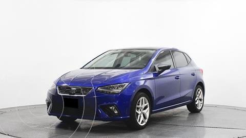 SEAT Ibiza Beats 1.6L usado (2019) color Azul precio $320,200
