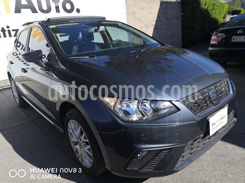SEAT Ibiza Style 1.6L DSG 5P usado (2019) color Gris Oscuro precio $280,000
