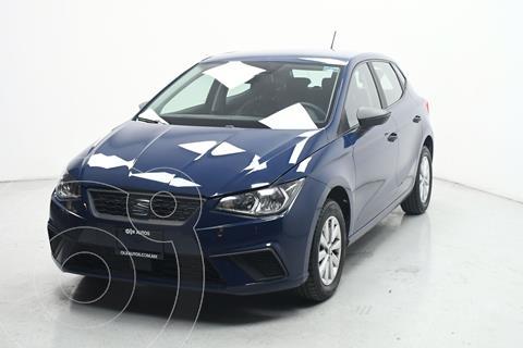 SEAT Ibiza Reference 1.6L 5P usado (2019) color Azul precio $269,300
