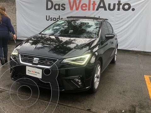 foto SEAT Ibiza FR 1.0L TSI usado (2019) color Negro Medianoche precio $320,000