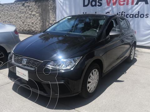 SEAT Ibiza REFERENCE 1.6L 110HP TM usado (2019) color Negro precio $230,000