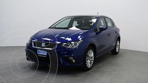 SEAT Ibiza Style 1.6L 5P usado (2019) color Azul precio $257,000