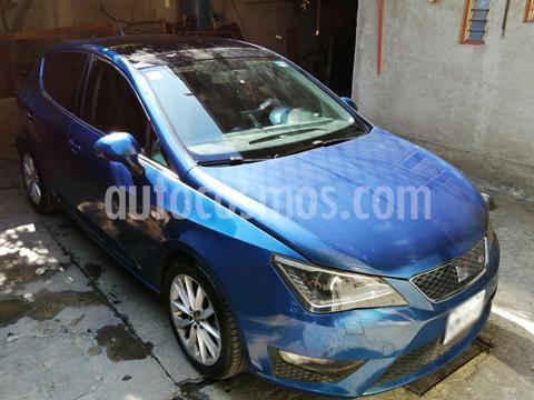 SEAT Ibiza FR 1.2L Turbo 5P usado (2015) color Azul Apolo precio $110,000