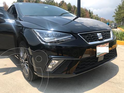 SEAT Ibiza Xcellence 1.6L Tiptronic Paq. de Seguridad usado (2018) color Negro precio $259,000