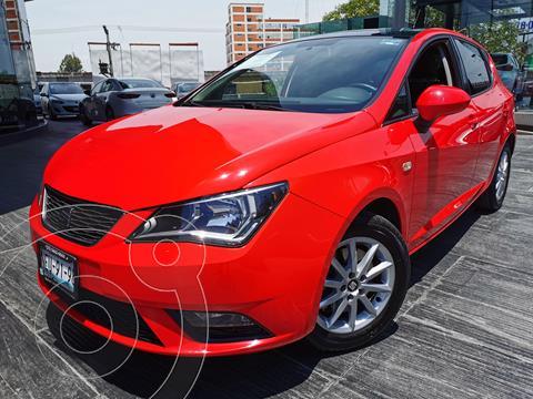 SEAT Ibiza Connect 1.6L 5P usado (2017) color Rojo Chili precio $200,000
