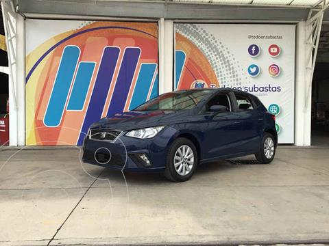 SEAT Ibiza Style Plus 2.0L 5P usado (2018) color Azul precio $119,000