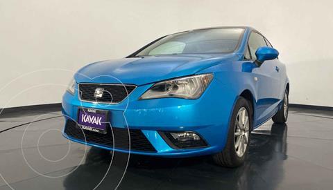 SEAT Ibiza Style 1.6L usado (2016) color Azul precio $209,999
