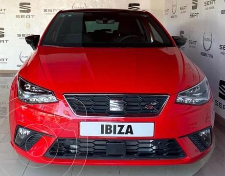 OfertaSEAT Ibiza 1.0L FR  nuevo color Rojo precio $369,300