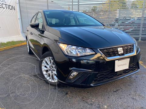 SEAT Ibiza Style Urban 1.6L usado (2018) color Negro Medianoche precio $230,000