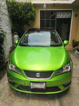 SEAT Ibiza Style DSG 1.6L 5P  usado (2013) color Verde precio $130,000