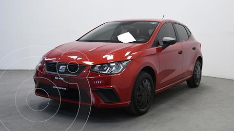 SEAT Ibiza Reference 1.6L 5P usado (2019) color Rojo precio $248,422