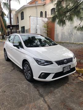 SEAT Ibiza Xcellence 1.6L usado (2018) color Blanco Candy precio $219,000