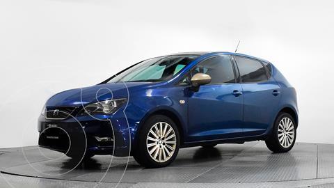 SEAT Ibiza Style 1.6L 5P usado (2017) color Azul precio $190,000