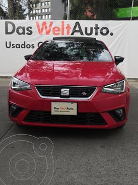 SEAT Ibiza 1.6L FR usado (2020) color Rojo precio $340,000
