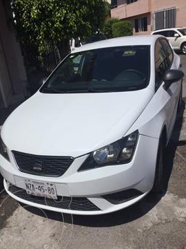 SEAT Ibiza Reference 1.6L Tiptronic 5P usado (2017) color Blanco precio $139,000