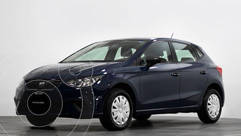 SEAT Ibiza Reference 1.6L 5P usado (2018) color Azul precio $184,576
