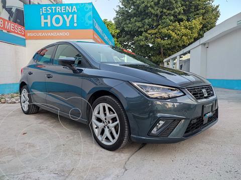SEAT Ibiza FR 5P  usado (2020) color Gris Oscuro precio $355,000