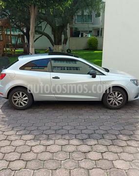 SEAT Ibiza Reference 1.6L usado (2017) color Plata precio $170,000