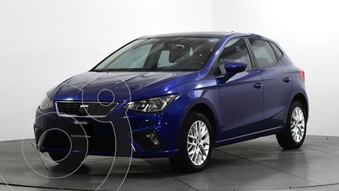 SEAT Ibiza Style 1.6L 5P usado (2018) color Azul Acero precio $215,000
