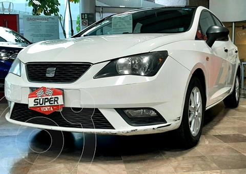 SEAT Ibiza 2.0L Reference 5P  usado (2013) color Blanco precio $134,000