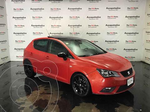 SEAT Ibiza Style 1.6L 5P usado (2016) color Rojo precio $189,990