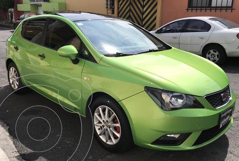 SEAT Ibiza Style 2.0L 5P  usado (2013) color Verde precio $133,500