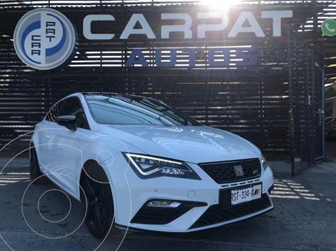 SEAT Ibiza Cupra 3P  usado (2017) color Blanco precio $379,000