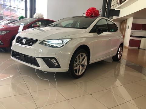 SEAT Ibiza 1.0L FR usado (2021) color Blanco Candy financiado en mensualidades(enganche $75,000 mensualidades desde $9,100)