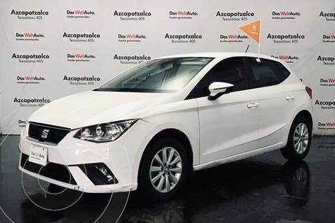 SEAT Ibiza Style 1.6L 5P usado (2018) color Blanco precio $219,990