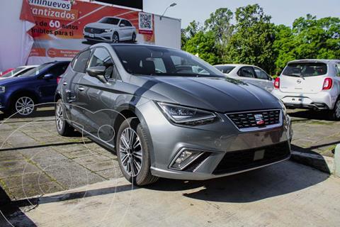 SEAT Ibiza XCELLENCE 1.6L 110HP MT PAQ SEG usado (2018) color Gris precio $279,990