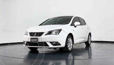 SEAT Ibiza Style 1.6L DSG 5P  usado (2013) color Blanco precio $149,999