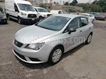 Foto venta Auto usado SEAT Ibiza Reference 1.6L 3P  (2016) color Plata precio $162,000