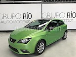 Foto venta Auto usado SEAT Ibiza Reference 1.6L (2014) color Verde precio $133,000